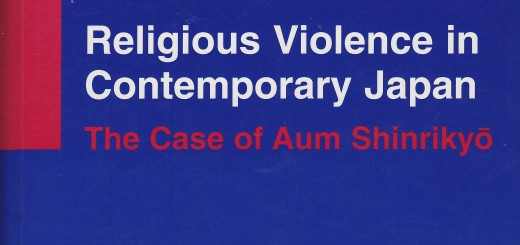 Religious Violence in Contemporary Japan