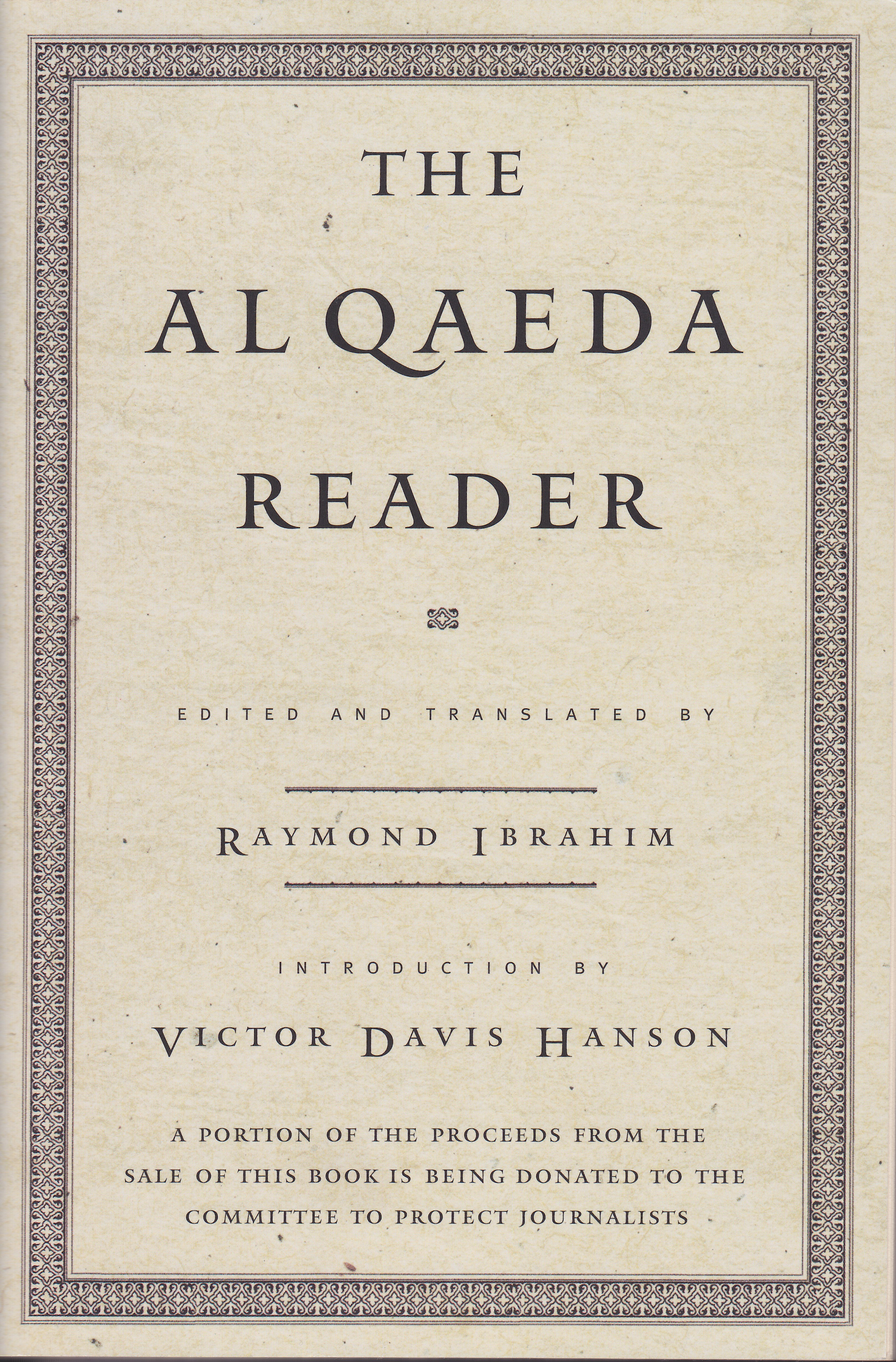 al qaeda research In this regard, this thesis promotes the study of the al-qaeda network by   theoretical framework for political psychology research on al-qaeda initially.