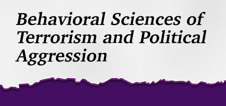 behavioral-sciences-of-terrorism-and-political-aggression