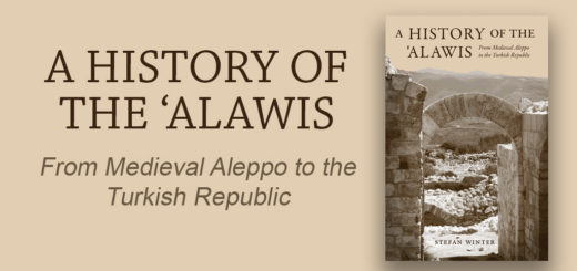 a history of the alawis