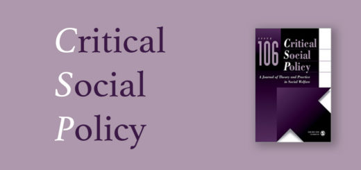 critical social policy