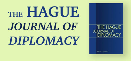 The Hague Journal of Diplomacy