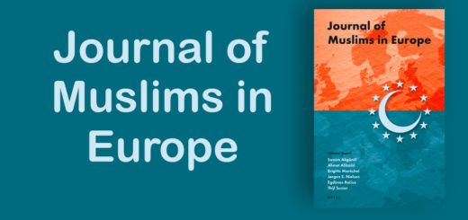 journal of muslim in europe