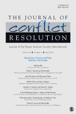 Journal of Conflict Resolution