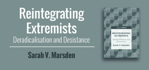Reintegrating Extremists Deradicalisation and Desistance