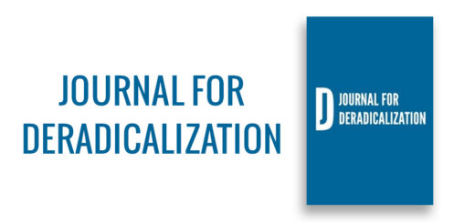 journal for deradicalization