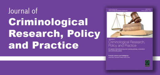 Journal of Criminological Research, Policy and Practice