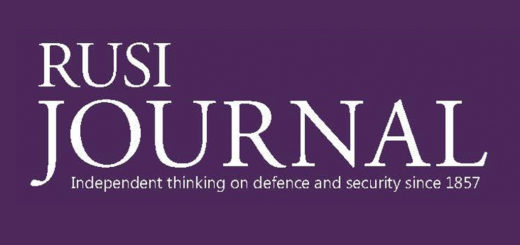 The RUSI Journal