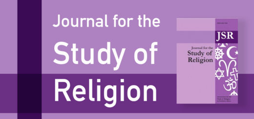 Journal for the Study of Religion