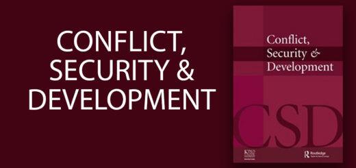 Conflict, Security & Development