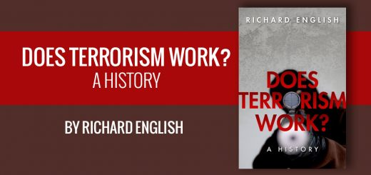does terrorism work Richard English