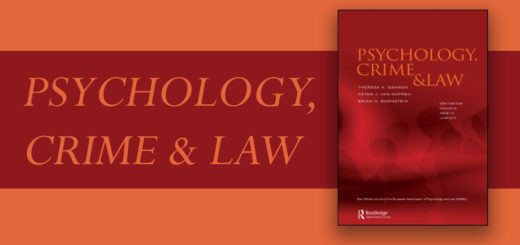 Psychology, Crime and law