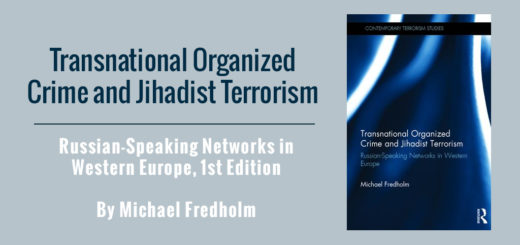 Transnational Organized Crime and Jihadist Terrorism cover
