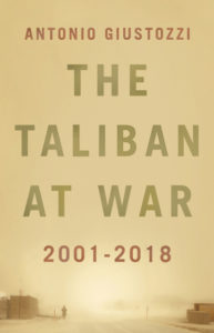cover of The Taliban at War