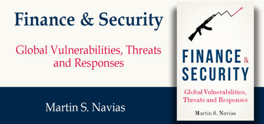 Cover of Finance and Security Global Vulnerabilities, Threats and Responses by Martin S. Navias