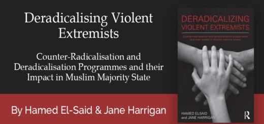 deradicalising violent extremists
